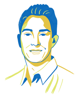 A portrait of Jonathan Pototschnik, founder of Service Autopilot